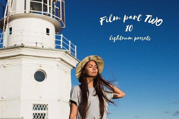 Film Style Presets For Lightroom