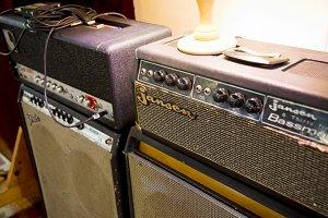 Vintage Amp II