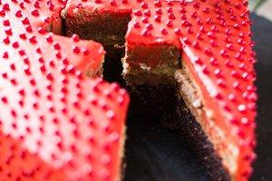 St. Valentines cake