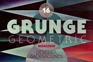 Grunge Geometric Nonsense v1