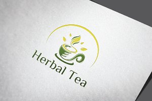 Herbal Tea Green Organic Healthy