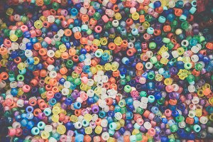 Colorful Beads 3