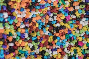 Colorful Beads 1