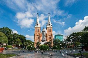 Notre Dame Carthedral Saigon
