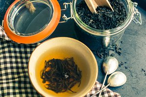 Cup og tea