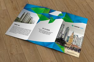 Trifold Corporate Brochure-V648