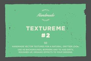 TEXTUREME #2 - Vector Texture Pack