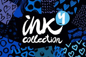 BLUE INK collection