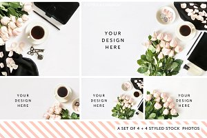 Styled Stock Photography Pack - 32