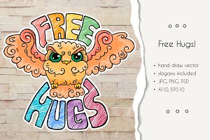 FreeHugs!bird