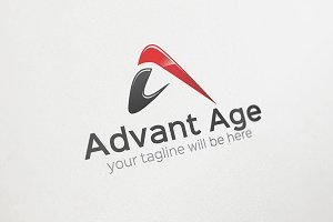 Advance - A Letter Logo
