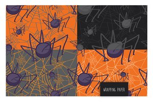 Spooky Spider patterns