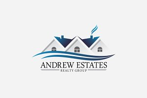 Real Estate Logo V3