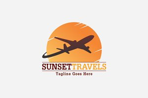 Tours & Travels Logo V2