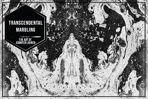 Transcendental Marbling
