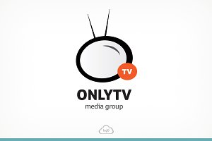 Only TV Logo Template