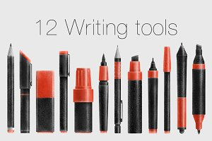 12 Writing tools