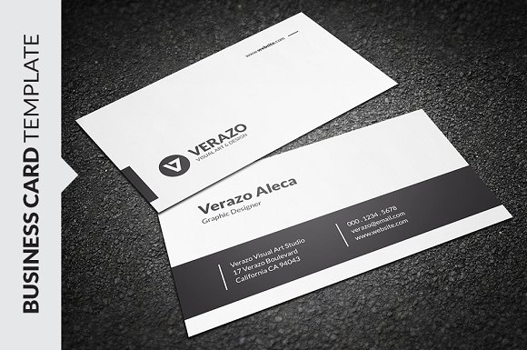 Modern minimalist business card business card templates modern minimalist business card business cards reheart Images