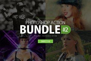 Photoshop Action Bundle #2