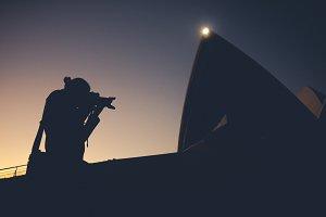Photographer Opera House