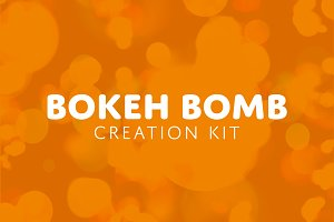Bokeh Bomb Creation Kit