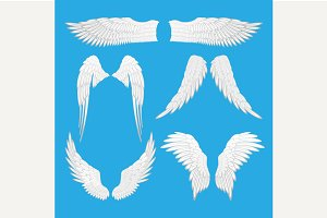 Angel Eagle Bird Wings