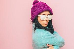 winter fashion. swag.