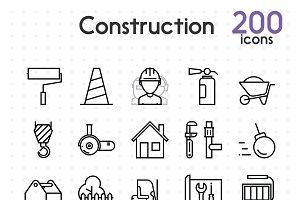 Construction 200