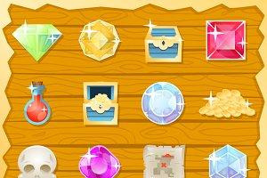 Pirate Game Jewel
