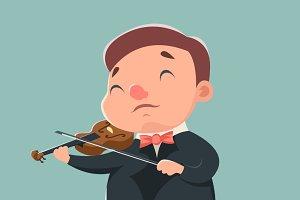 Violin Music Artist