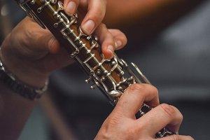 Oboe Keys 2