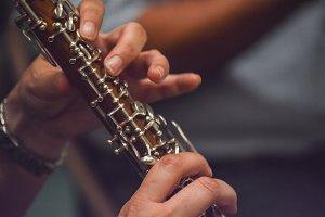 Oboe Keys 1