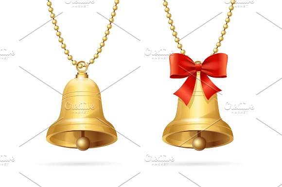 Ring Bells Hanging Chain