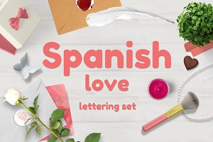 Spanish Love - overlay collection