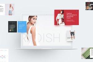 Radish UI kit