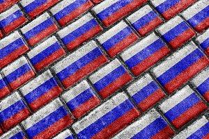 Russian Flag Pattern