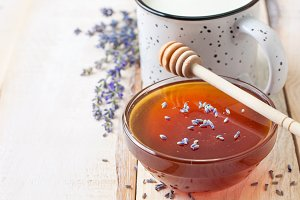 Honey and Lavender