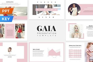Gaia Presentation Template