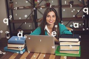 Woman-freelancer