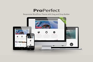 ProPerfect - Multipurpose WP Theme