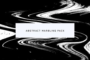 Abstract Marbling Pack 01