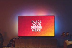 Television Mock-up#43