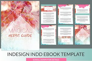 Magical ID Ebook Template