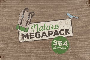 Nature Megapack & Bonus - HALF OFF!