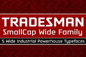 Tradesman SC Wide Family