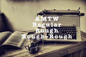 AMTW-Typewriter