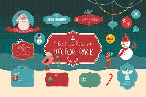 Christmas Bundle (vector)