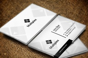 Multiplex Business Card
