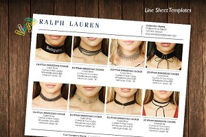 line sheet-id23