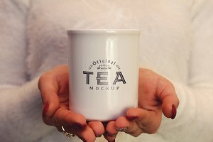 Cup of Tea Mock-up#3
